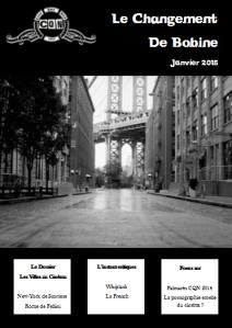 Couverture CDB Janvier 2015